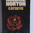Andre Norton, Catseye 1st Paperback 1980