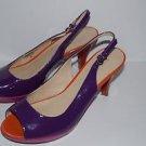Nine West High Heels Size 8M Multi Colored Lots of Wear