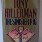 Tony Hillerman The Sinister Pig Very Good Condition