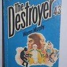 The Destroyer Midnight Man No. 43 by Warren Murphy (1982) Paperback