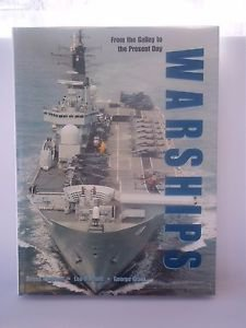 Warships Galley to Present Day HC Pictures