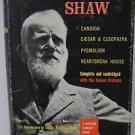 Four Plays by Bernard Shaw Modern Library HC DJ 1953