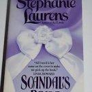 Scandal's Bride by Stephanie Laurens 1999 PB