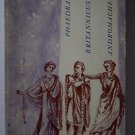 Three Plays of Racine Phaedra Britannicus Andromache 1961 PB George Dillon trans