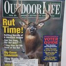 Outdoor Life Magazine (November 2000) Rut Time!