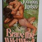 Brave the Wild Wind Johanna Lindsey Avon romance paperback good condition