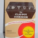 Vintage The Clay Pot Cookbook by Sales & Sales