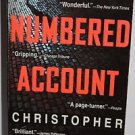 Numbered Account by Christopher Reich (1998, Paperback, Reprint)