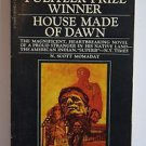 House Made of Dawn 4th printing N. Scott Momaday vintage 1969 Signet Edition