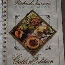 Richard Simmons Cookbook Deal A Meal Golden Edition 1990
