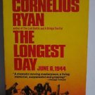 Cornelius Ryan THE LONGEST DAY June 6, 1944 World War WW II paperback book PB