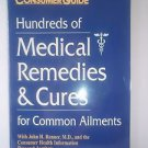 Hundreds of Medical Remedies and Cures for Common Ailments John H. Renner M.D.