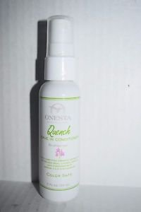 ONESTA Quench Leave In Conditioner 2 OZ / TRAVEL SIZE