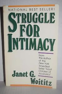 Struggle for Intimacy by Janet G. Woititz 1985 Paperback