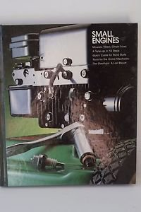 Small Engines Time Life Books Mowers Tillers Chainsaws Tuneup Overhaul
