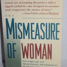The Mismeasure of Women by Carol Tavris 1993 Paperback
