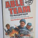 Paperback. Stivers: Able Team 2: The Hostaged Island Pendelton Stivers