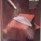 Time Life Home Repair & Improvement - Masonry (1976) A Classic Series