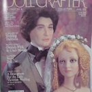 Doll Crafter Magazine June 1993 Civil War Bride Doll Dress Pattern Included