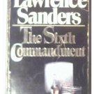 THE SIXTH COMMANDMENT - LAWRENCE SANDERS - 1980