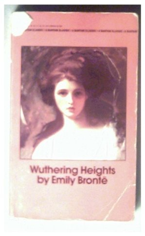 WUTHERING HEIGHTS - EMILY BRONTE - 1986