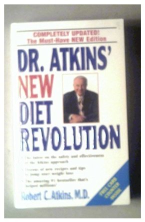 DR. ATKINS' NEW DIET REVOLUTION - 2002