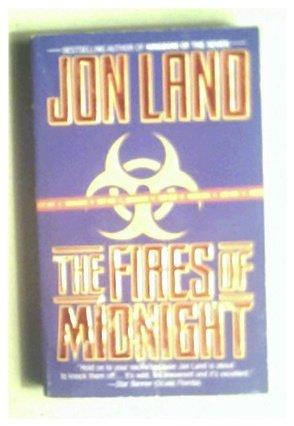THE FIRES OF MIDNIGHT - JON LAND - 1996