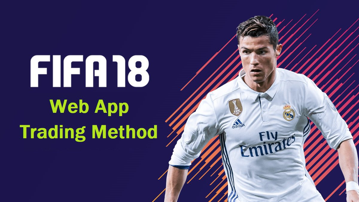 FUT 18 Web App Trading Method - How to Make Easy FIFA 18 Coins In The Start