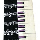 Keyboard Piano Musical instrument Fancy Novelty Neck Tie