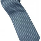 BU1 Blue Solid Neck Tie