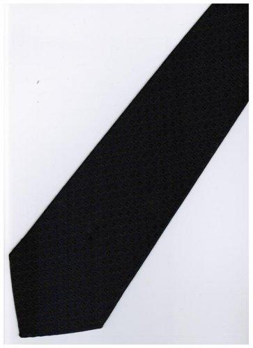 BU14 Blue Solid Neck Tie