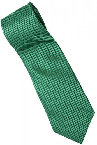 G1 Green Solid Neck Tie