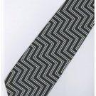 ES5 Silver Stripe Neck Tie