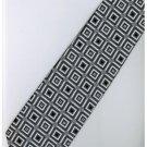 ES7 Silver Box Stripe Neck Tie