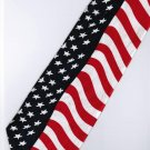 Patriotic American Flag 2 Novelty Neck Tie
