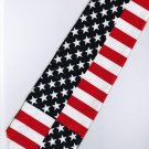 Patriotic American Flag Novelty Neck Tie
