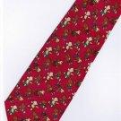 Cute Bear Cartoon Fancy Novelty Neck Tie
