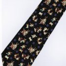 Cute Rabbit  Fancy Novelty Neck Tie