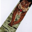 Tiger Mammal Animal Fancy Novelty Neck Tie 2