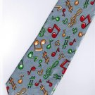 Musical Symbols Fancy Novelty Neck Tie 2
