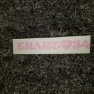 Ehart34 light pink