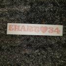Ehart34 ktm Orange decal