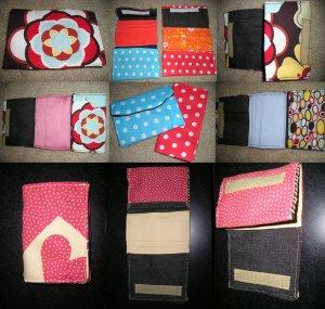 Strawberry & Chocolate Wallet women purse bag
