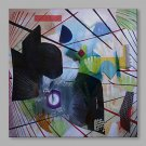 IARTS Hand Painted Oil Painting Modern Square Colorful Paint Abstract Art Acrylic Canvas Wall Art