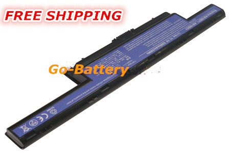 replacement for acer 4251, 4252, 4253, 4551, 4552, 4560, 4750, 4755, 4738, 4739, 4741 laptop battery