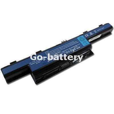 Battery for Acer eMachines D728 G640G G640 3ICR19/66-2 TravelMate 4750G 4750TG