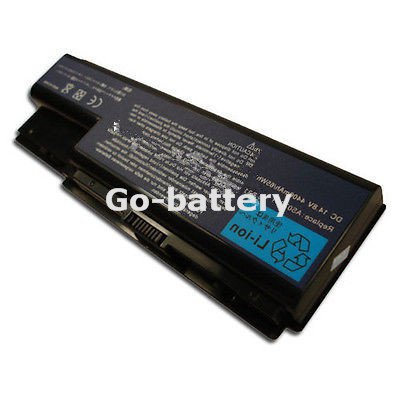 Battery for Acer Aspire 6530 7230 7235 7330 7530 7740 7535 7235 7520 7520G 8530