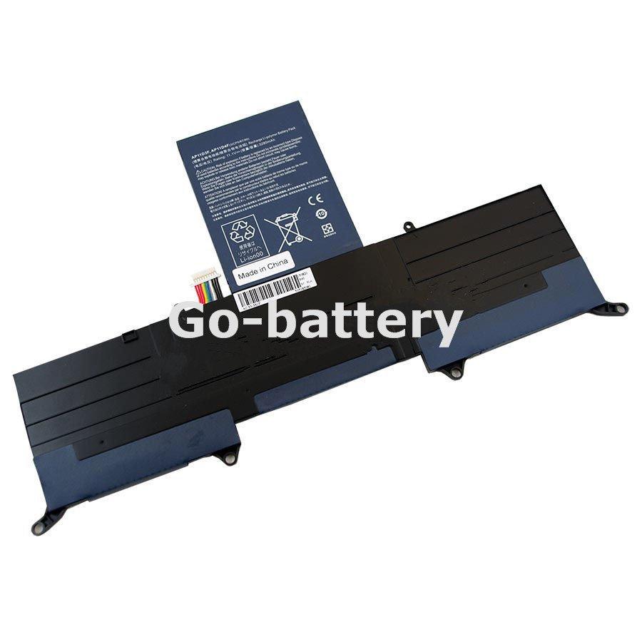 New 3280mAh 11.1V Battery For Acer Aspire S3-951-6464 S3-951-6432 AP11D3K