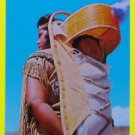 Mother Child Cradleboard American Indian VTG Postcard N Mexico State Tourist Bd.