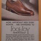 Foot - Joy Shoes Unused Blotter John A. Simpson Portland, Oregon 1940's